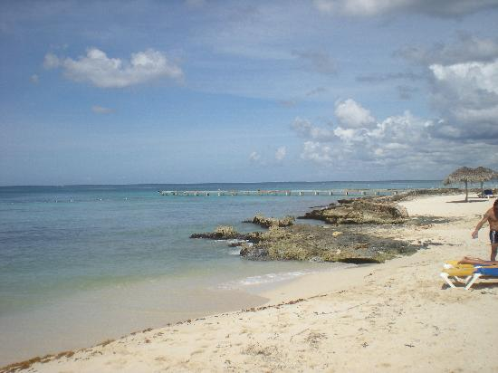 Viva Wyndham Dominicus Beach: beach