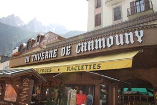 La Taverne de Chamouny: Évitez ce restaurant SVP