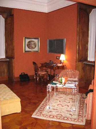 Villa Spalletti Trivelli: our room