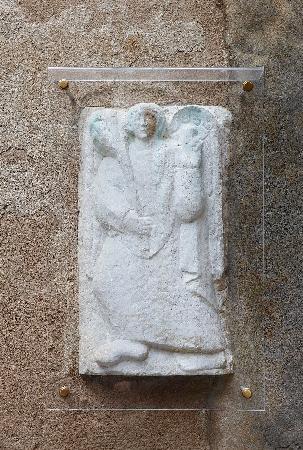 Ca' Angeli: external Angel