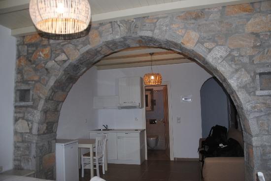 Aquapetra Hotel: Habitacion doble