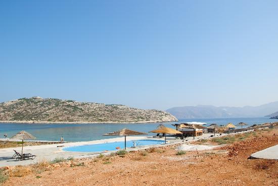 Aquapetra Hotel: Vistas desde los balcones