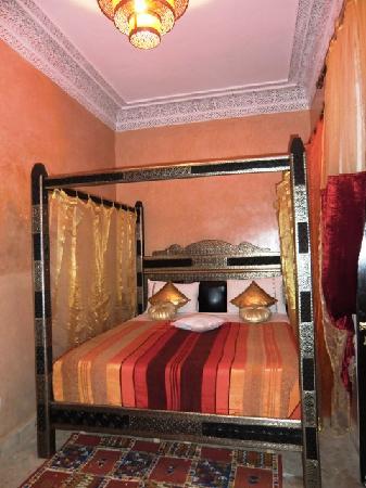 Riad Princesse du Desert: Zimmer EG