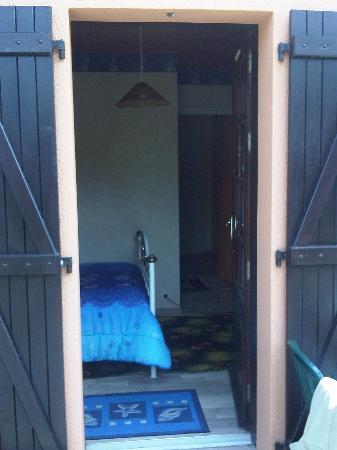 Chambres d'hotes Rabillon: vu de l'exterieur