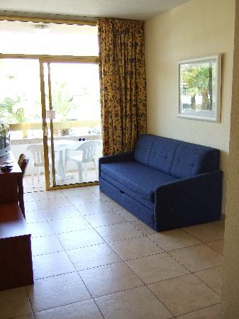 Hotel Best Tenerife: Room 176 lounge area