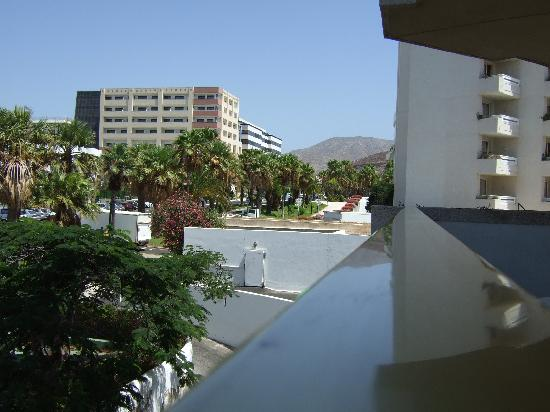 Hotel Best Tenerife: View from balcony