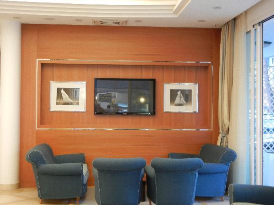 Hotel Estense: le salon