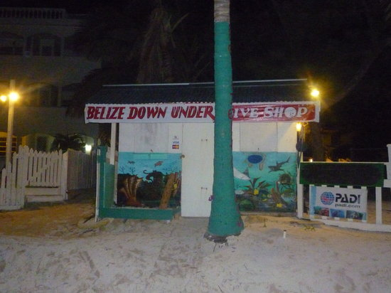 Belize Magical Adventures: Front of the shop