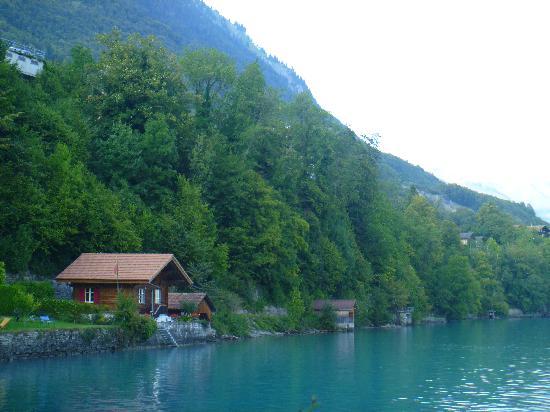 Hotel Seeburg: Cottage on Lake Breinz