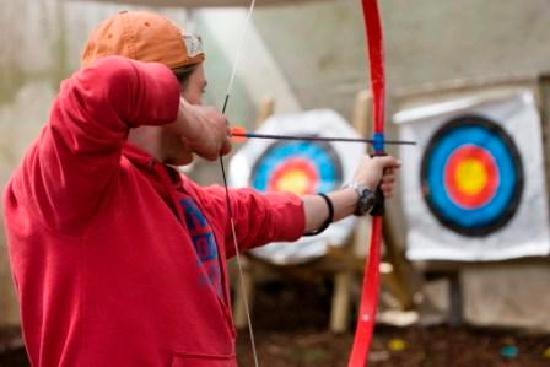 Carlingford Holiday Homes: Archery