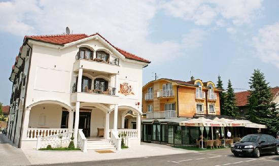 Hotel Villa Viktorija: Main-2