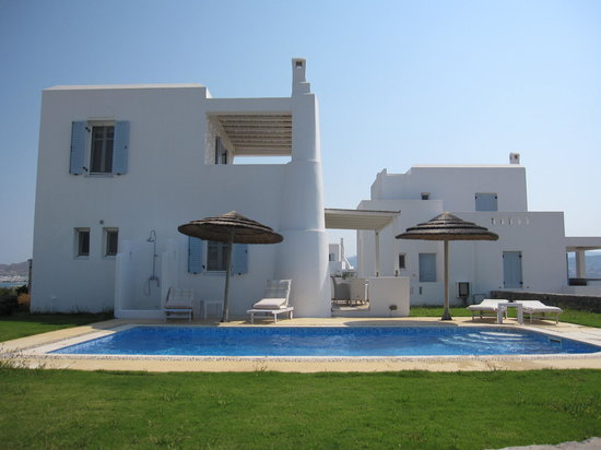 Naxian Collection: Other villas on the property