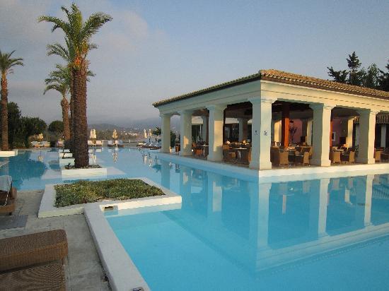 Grecotel Eva Palace: piscine