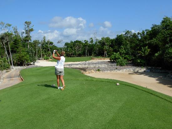 Iberostar Grand Hotel Paraiso: Second hole,par 3