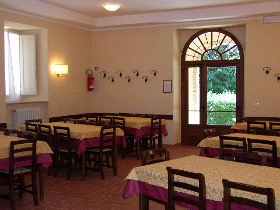 Villa Santa Tecla: Sala Ristorante