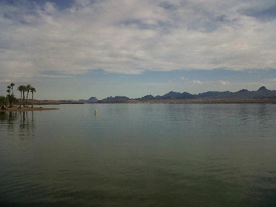 Lake Havasu: A quiet day on the lake