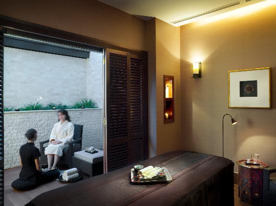 InterContinental Mar Menor Golf Resort & Spa: Sala de tratamientos