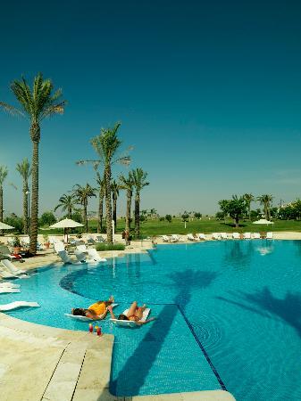 InterContinental Mar Menor Golf Resort & Spa: Piscina Exteior