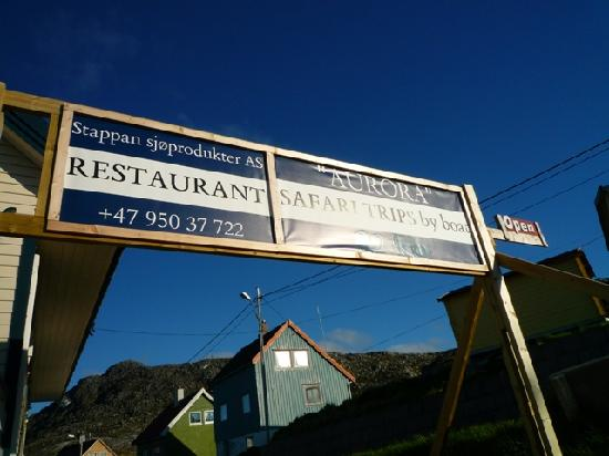 Stappan Seaproducts: Bienvenue au Stappan