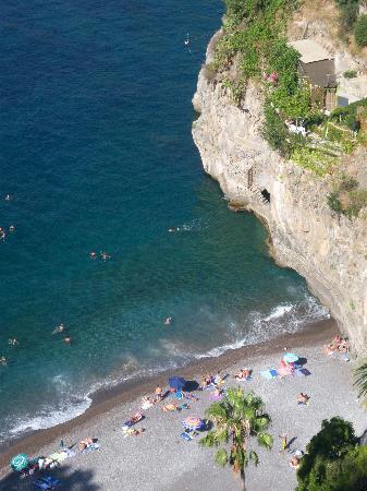 Holiday House Gilda: The beach at Arienzo