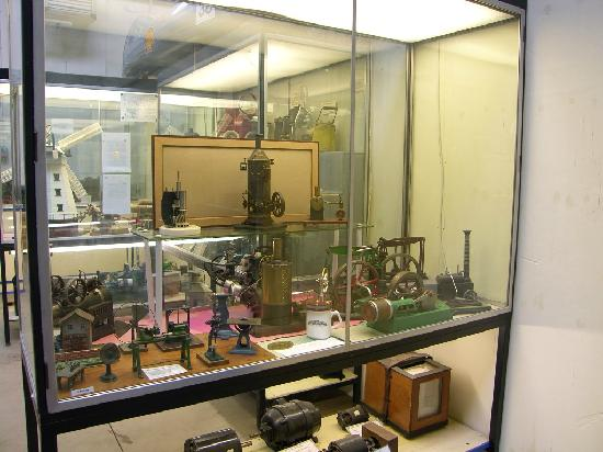 Museum of Power: Assorted Model Steam Engines