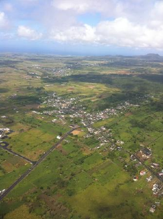 Villas Caroline: l'isola dall aereo