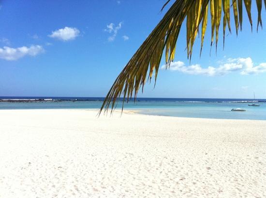 Villas Caroline: Flic en Flac beach