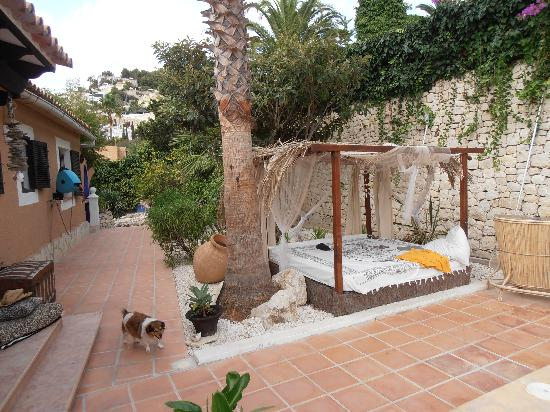 Caballito de Mar: relaxspace pool