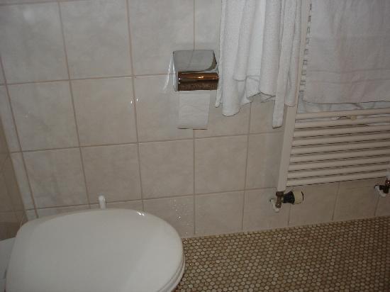 Enztalhotel : Duschbad
