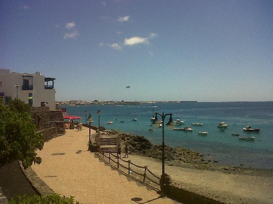 ปลายาบลองกา, สเปน: playa blanca