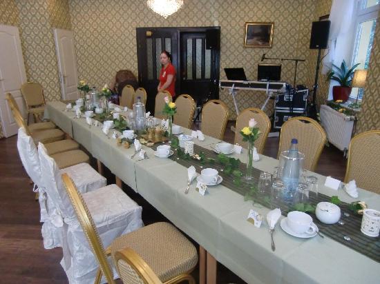 Hotel Seeschloss: Hier wurde goldene Hochzeit gefeiert