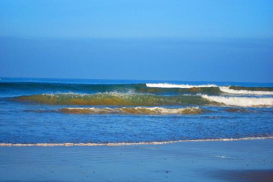Blue Morocco surf school: Perfect waves every day, all day long..