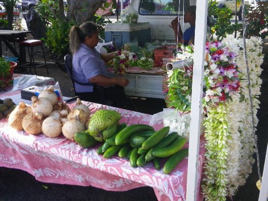 Vaikoi: Saturday Punanga Nui Market