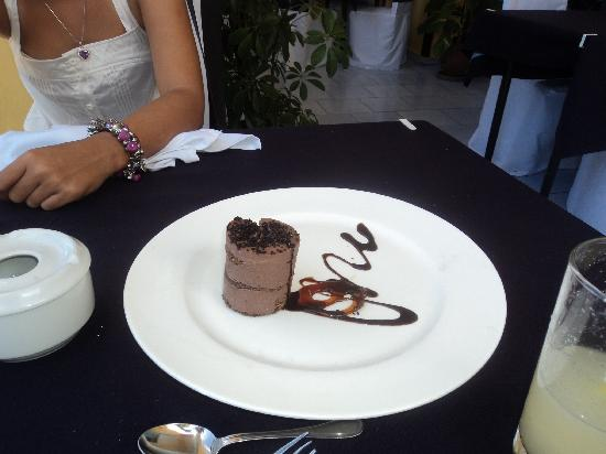 Sociedad Asturiana Castropol: Delicious Chocolate Cake