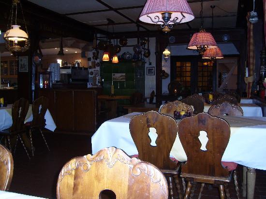 Wiedener Eck: the bar