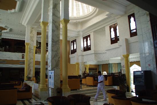 Joya Paradise: hall d'entrée