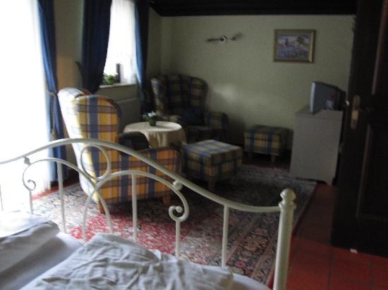 Haus Am Moos: Our room