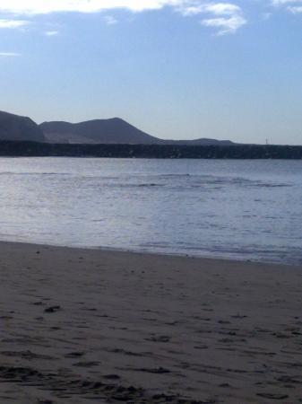 Hotel Best Tenerife: playa del camison