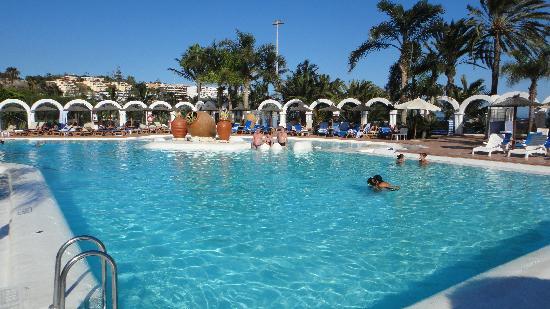 Melia Tamarindos: pool