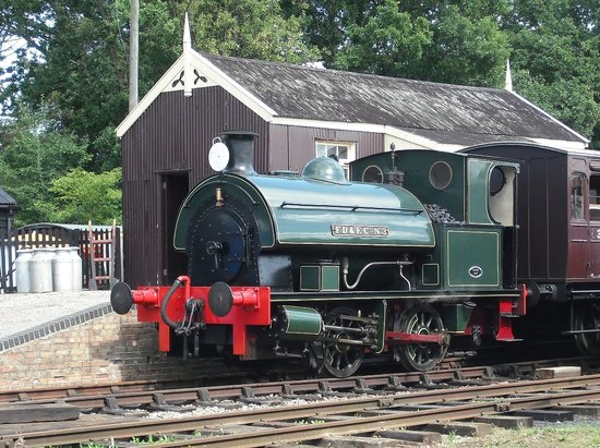 Mid Suffolk Light Railway Museum ภาพถ่าย