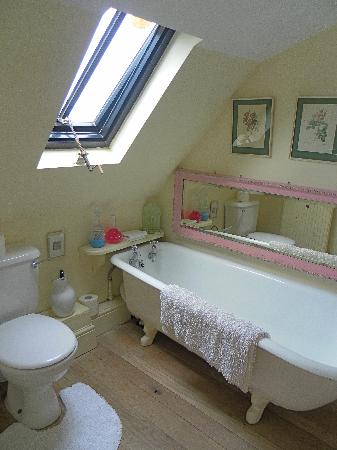 Trinity House B&B: Bathroom
