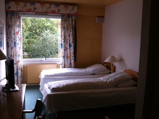 Klaekken Hotell: Beds