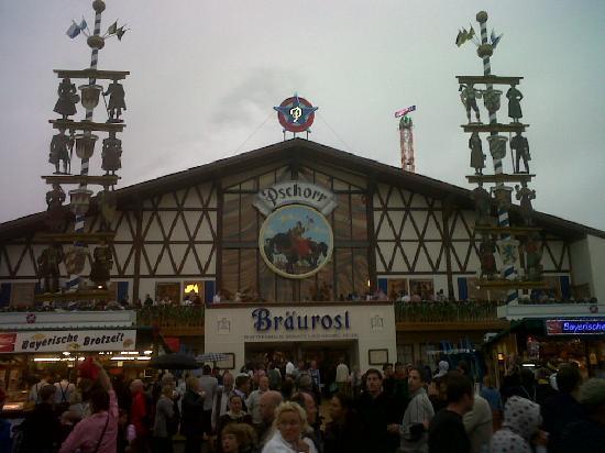 Theresienwiese: Pschorr