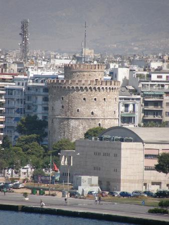 Makedonia Palace: View from room