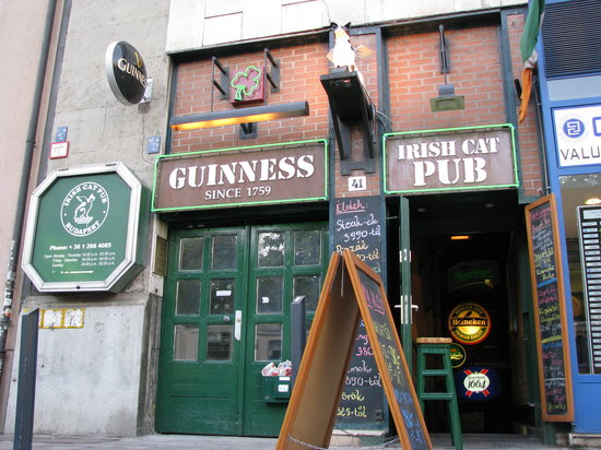 ‪Irish Cat Pub‬