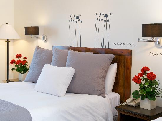 Auberge Du Lac Taureau: Standard room