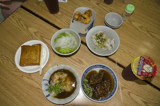 An Ping Guiji Local Cultural Restaurant : Dishes