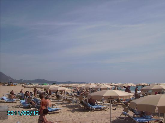 Veraclub Costa Rey: spiaggia