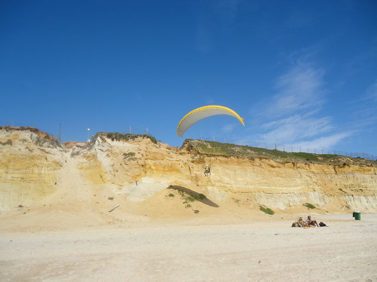 Almonte, Spain: Paragliding :)