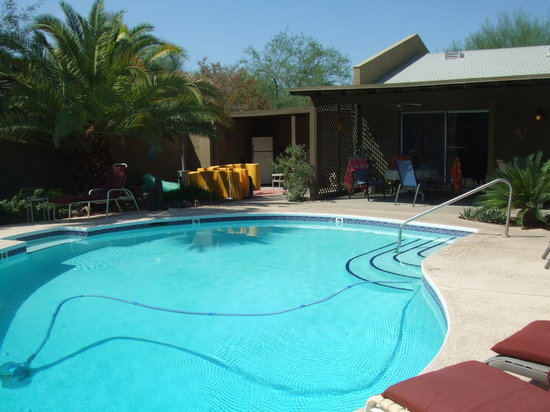 Arizona Sunburst Inn: A fine pool